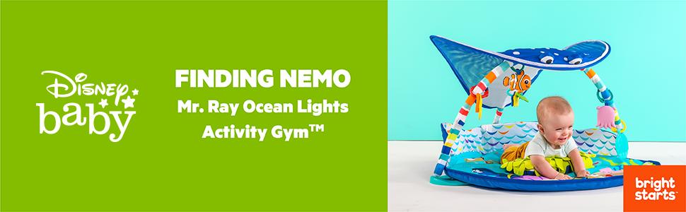 Amazon Com Bright Starts Disney Baby Finding Nemo Ray