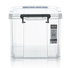 HOUZE - 30L 'STRONG' Box with Secure latch