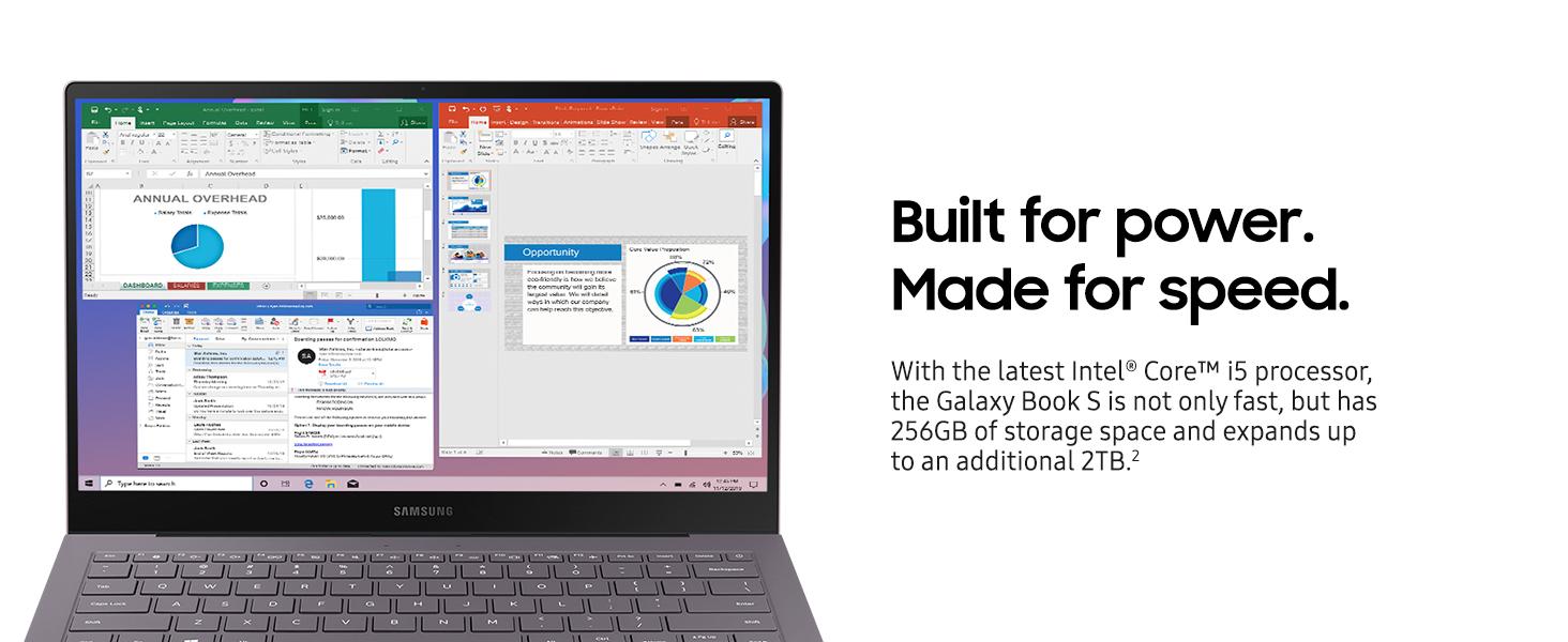 Galaxy Book S Samsung