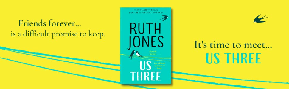 Ruth Jones, Us Three