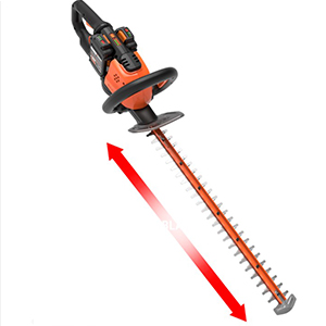 WORX WG284E.9 (610 mm) Batería - Cortacésped (Brush cutter ...