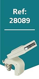 Intex 28692 - Luz led piscinas color blanca, conexión 38 mm y 1.5w ...