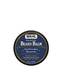 Beard Balm shapes beard hair