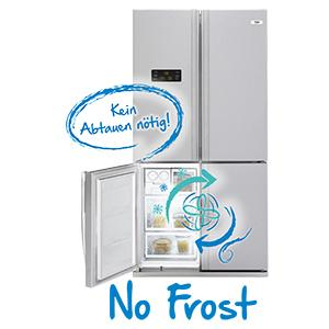 No Frost Technologie