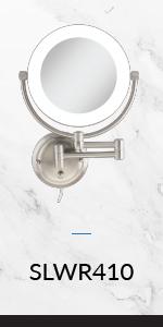 Amazon Com Zadro 10x 1x Magnification Cordless Led