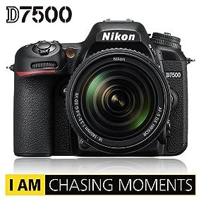 Nikon D7500 SLR