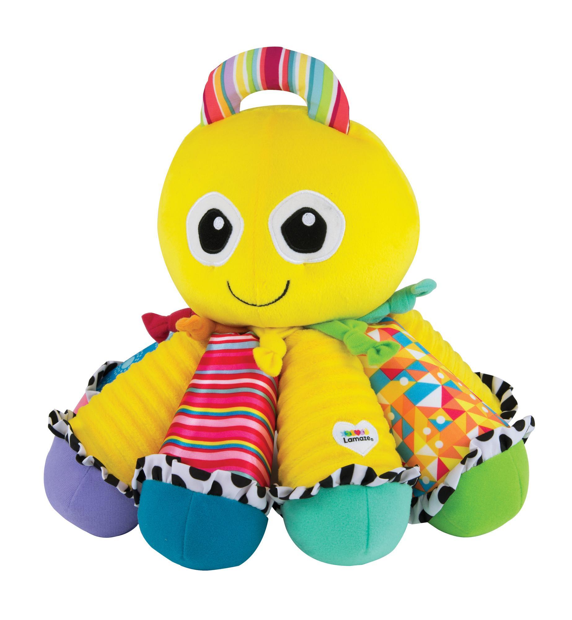 Amazon.com : Lamaze Octotunes : Plush Animal Toys : Baby