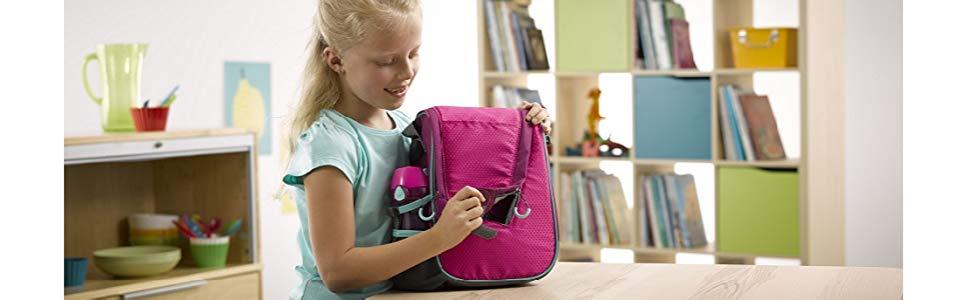 Sac à déjeuner enfant ; Maped Picnik ; Maped Picnik concept ; Sac isotherme enfant école