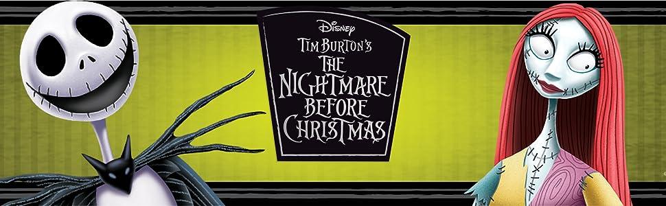 nightmare before christmas disney