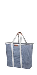 Collapsible Laundry Caddy LUXE