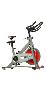 Pro II Indoor Cycling Bike with Device Mount and Advanced Display – SF-B1995