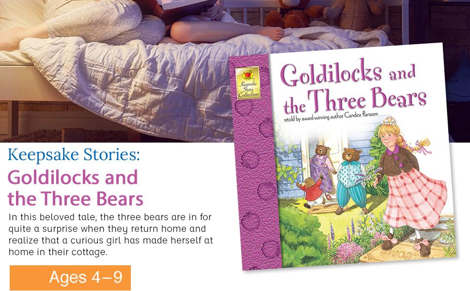 Keepsake Story: Goldilocks