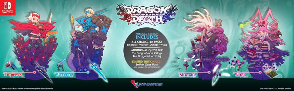 Amazon.com: Dragon: Marked for Death: Ui Entertainment