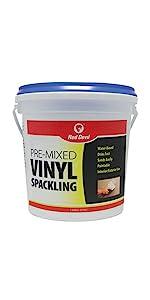 Onetime Lightweight Spackling 1 Gallon drywall repair