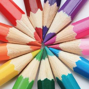 Farbe lernen