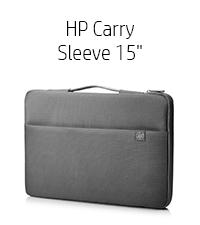 "HP Carry Sleeve 15"""