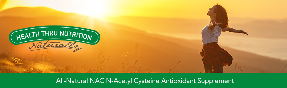 All Natural Supplements, Natural Supplements, Nac vitamin,