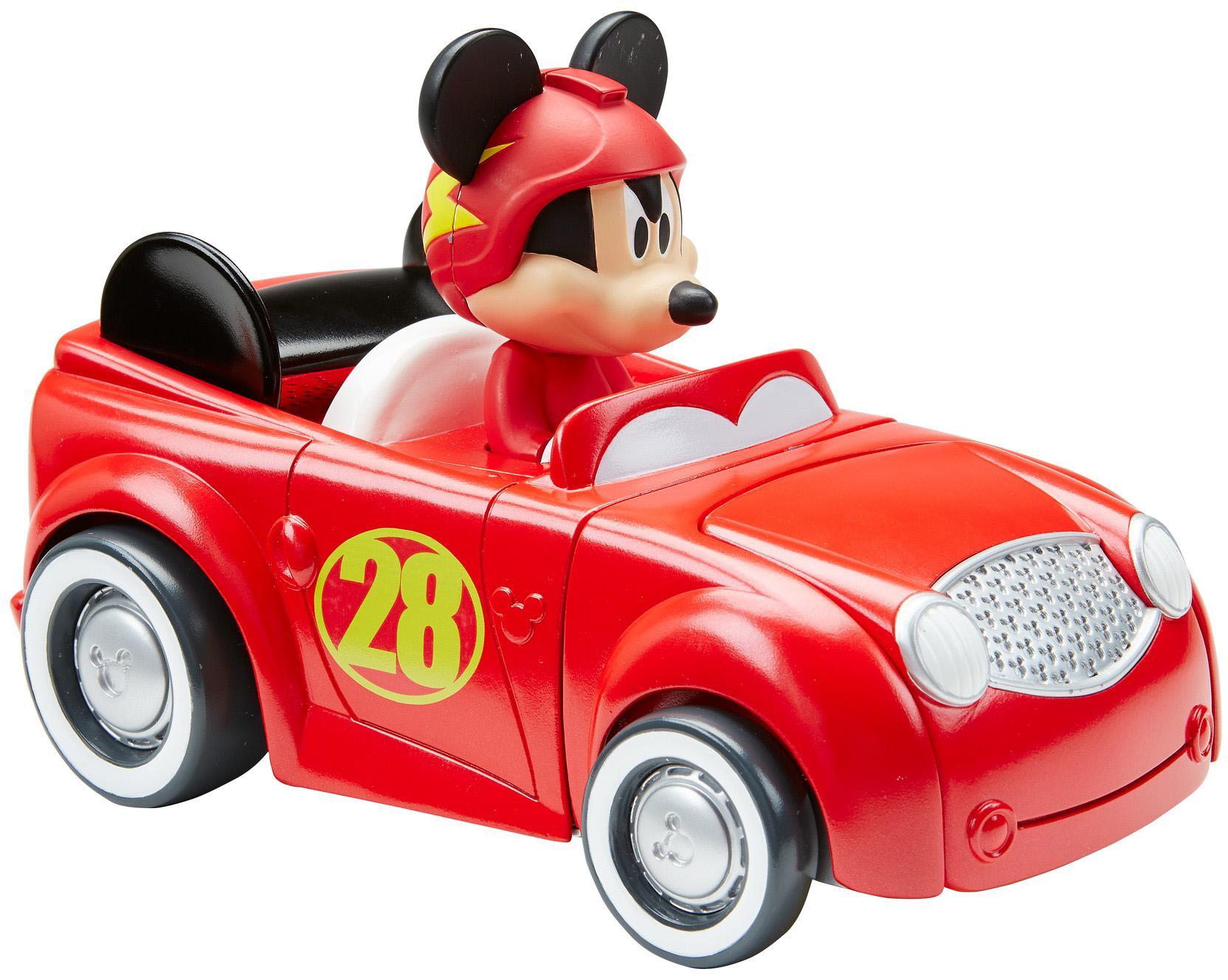 Amazon.com: Fisher-Price Disney Mickey & the Roadster