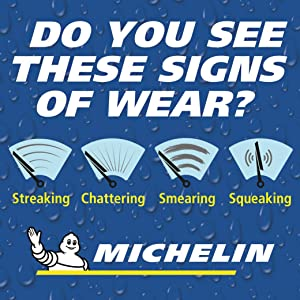 Michelin 14617 Radius Premium Beam With Frameless Curved Design 17