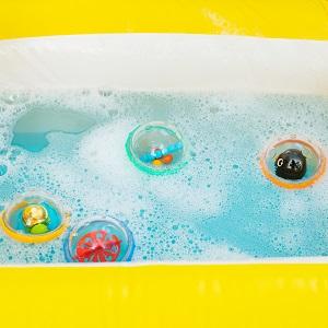 jeu de bain flottante