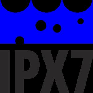 Fully Waterproof IPX7