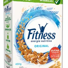 cereales, fitness