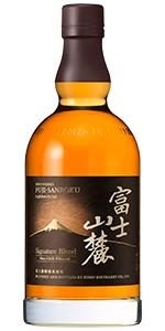 富士山麓 Signature Blend [ ウイスキー 日本 700ml ]