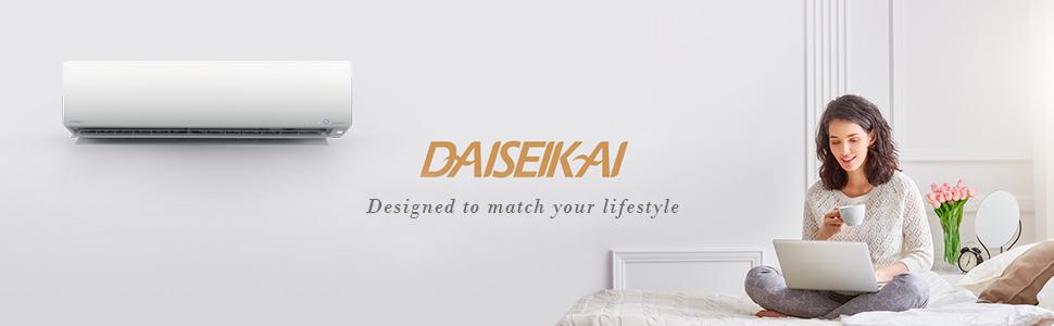 DaiSeiKai, AC, Air Conditioner, Air Purifier