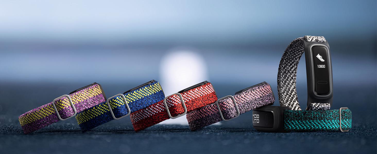 Huawei Band 4e - Pulsera de actividad de elegante diseño con modo ...