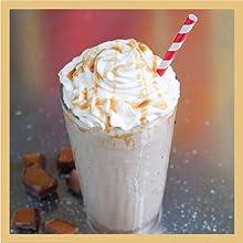 Iced Caramel Cappuccino