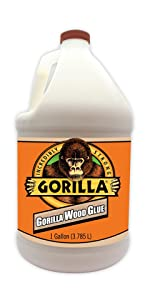 Gorilla Wood Glue 1 Gallon