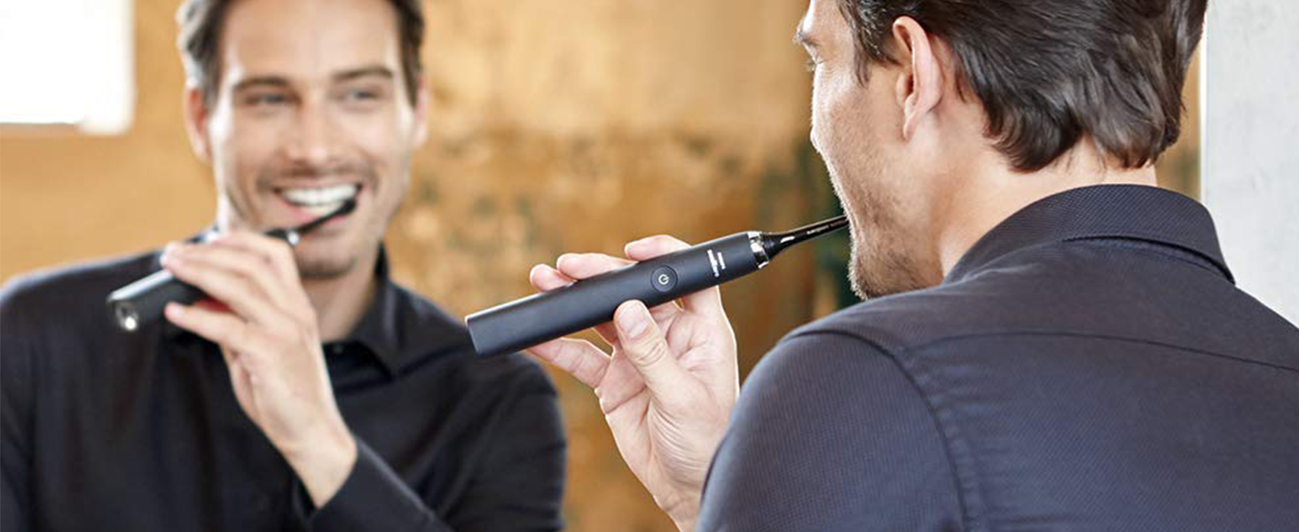 Philips Sonicare DiamondClean Sonic electric toothbrush HX9351/52 :  Amazon.co.uk: Health & Personal Care