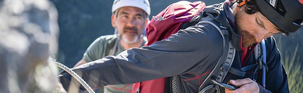 Hiking; Wandern; Tagestour; Deuter; Rucksack; Backpack; Trail; Klettersteig