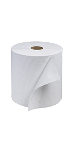 ... Tork Advanced RB800 Hardwound Paper Roll Towel, 1-Ply, 7.87