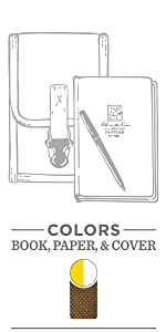 "4.75"" x 7.5"" Hard Cover Book Kit"