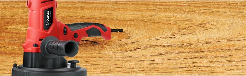 Casals C07038000 Lijadora de Pared, 710 W, 230 V: Amazon.es ...