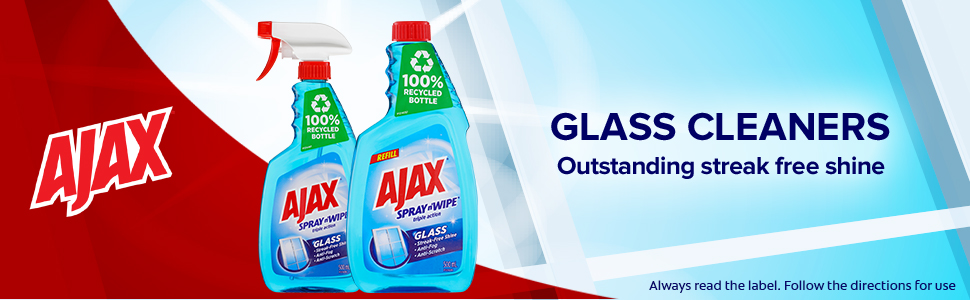 Glass Cleaner Header