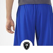 Russell Athletic Boys Big Dri-Power Performance Short with Pockets
