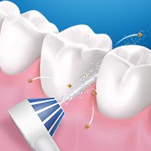 How to use the Oral-B Aqua Care?
