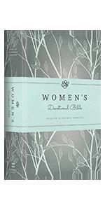 ESV Women's Devotional Bible, Hardcover, Green