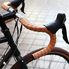 Cinelli Hobo Volee Ribbon Bar Tape Black and Brown Two Colors