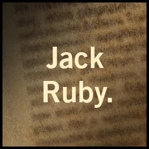 Jack Ruby.