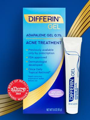 Amazon Com Differin Adapalene Gel 0 1 Acne Treatment 45 Gram