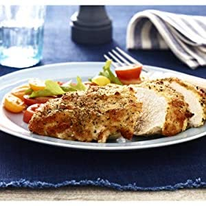 Weeknight Recipe Idea: Parmesan Crusted Chicken