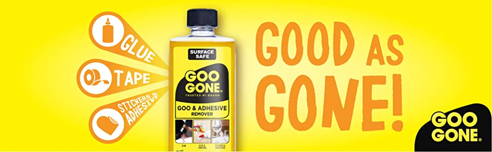 Amazon Com Goo Gone Original Liquid Surface Safe
