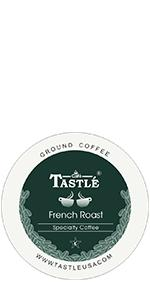 ... k-cups k-cup single serve coffee cafe ground arabica flavored keurig tastle espresso ...