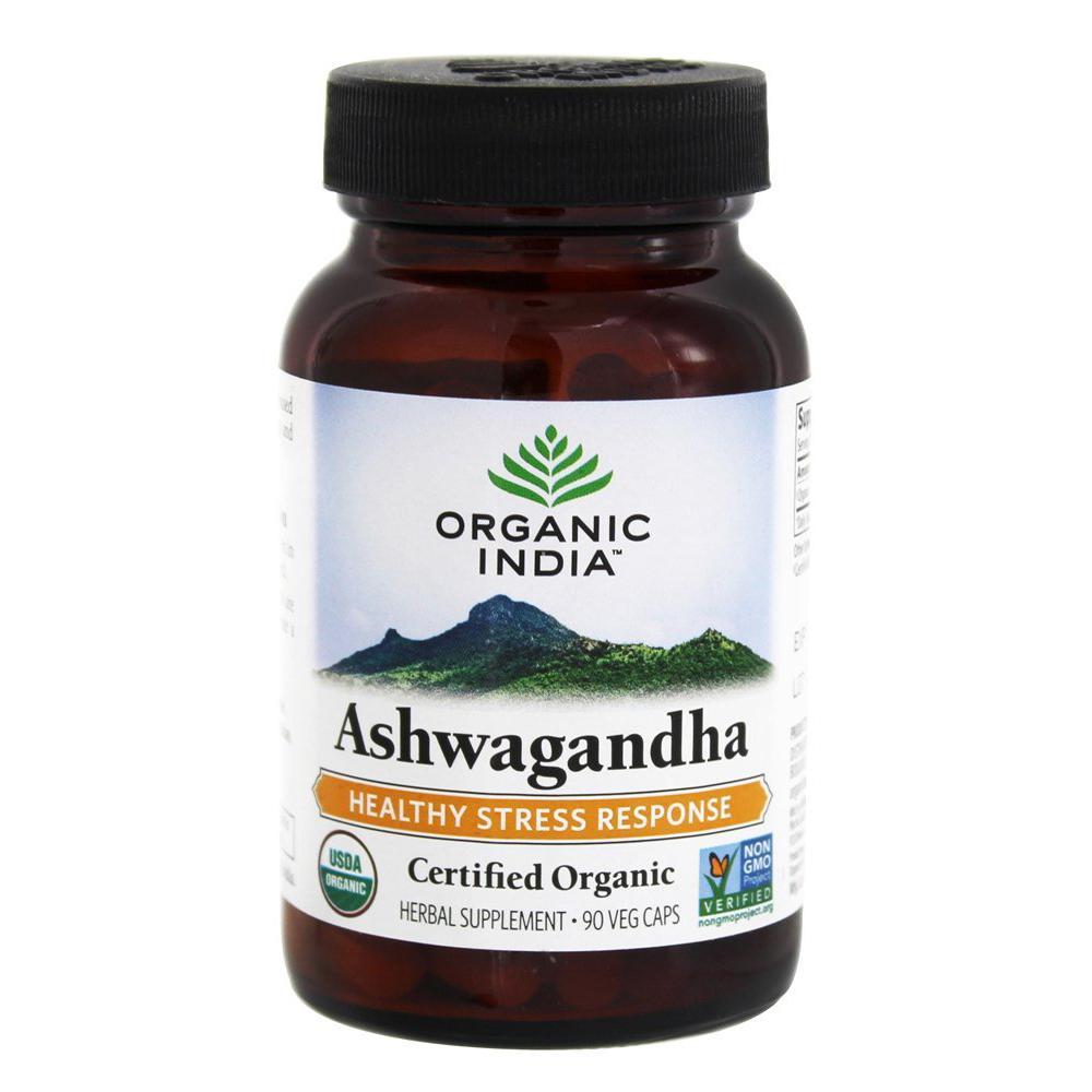 amazoncom organic india ashwagandha herbal supplement