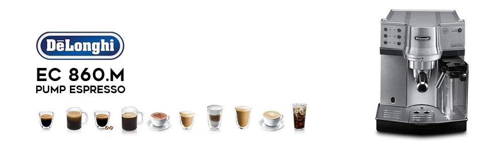 Delonghi traditional coffee machines