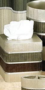 bathroom tissue box