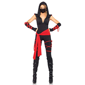 Leg Avenue Womens Dragon Ninja Costume